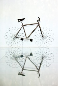 Ron Arad's bike