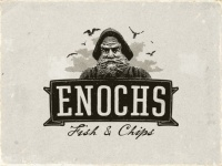 Enochs Fish and Chips by View Creative Agency