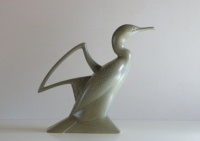 Anthony Theakston Cormorant Jug