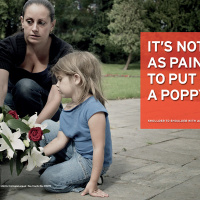 The Gate's 2010 Poppy Appeal poster
