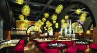 The Royal Academy of Arts restaurant by Tom Dixon