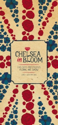 Chelsea in Bloom Flyer
