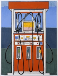 David Korty Gas Pump, 2010