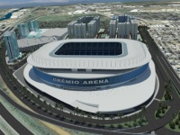 The new Gremio Arena