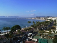 Cannes. You don't want to go there…