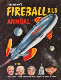 Fireball XL5 Annual