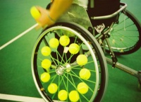 Paralympic Tennis