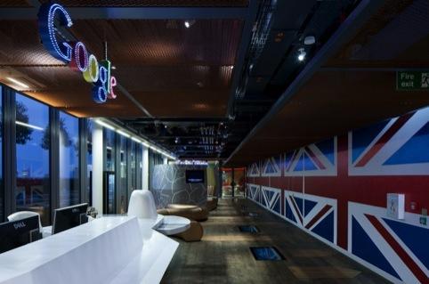 google head office headquarters google head office design by penson is redesigned design week