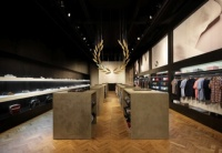 Fred Perry Westfield Stratford City store by BuckleyGrayYeoman