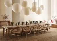 The interior of the Conran Shop's Fulham flagship store