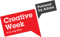 Creative Week UK logo