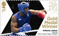 Anthony Joshua - Boxing Men's Super Heavy Weight