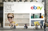 New eBay identity on ads