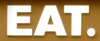 The current Eat logo