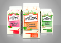 New Covent Garden Soup packaging