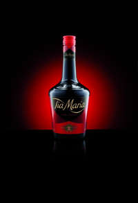 New Tia Maria bottle design