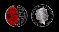 The Royal Mint's Rembrance Day coin