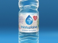 The new Thirsty Planet look