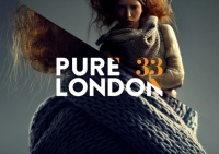 The identity for the 33rd Pure London show