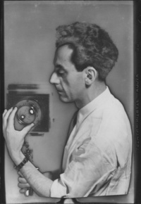 Man Ray (Self-portrait), 1931
