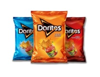 Doritos UK packs