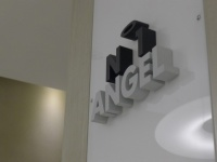 No. 1 Angel logo