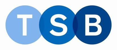 The new TSB identity, by Rufus Leonard