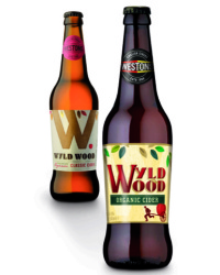 WyldWood Bottle Old and New