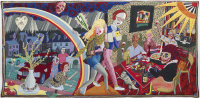 Grayson Perry Expulsion from Number 8 Eden Close, 2012