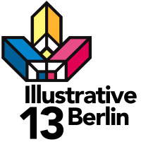 Illustrative Berlin logo
