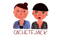 The Cachetejack duo