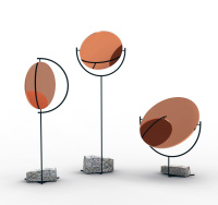 'Copper Mirror Series' by Hunting and Narud, 2013.