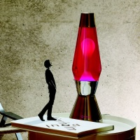 The world's biggest lava lamp, by Mathmos