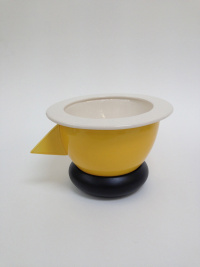 Stacked Bowls by designer Ben Branagan and illustrator/ceramicist Laura Carlin