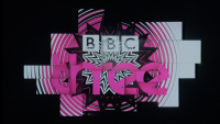 BBC Three ident.