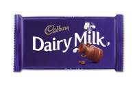 New Dairy Milk packaging