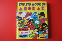 The Big Book Of Anorak cover by Jurg Lindenberger