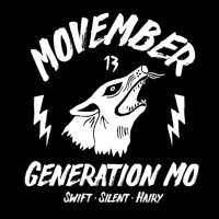 2013 Movember branding, by Urchin Associates