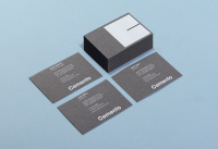 Cemento business cards