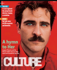 New Culture section cover