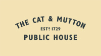 Cat and Mutton logo
