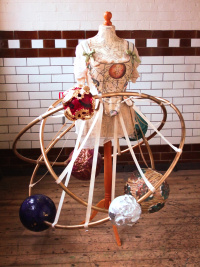 Orrery dress