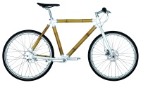 Bamboo Bike, Ross Lovegrove