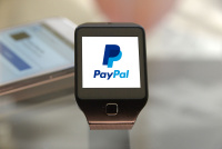 PayPal identity designed by Fuse Project