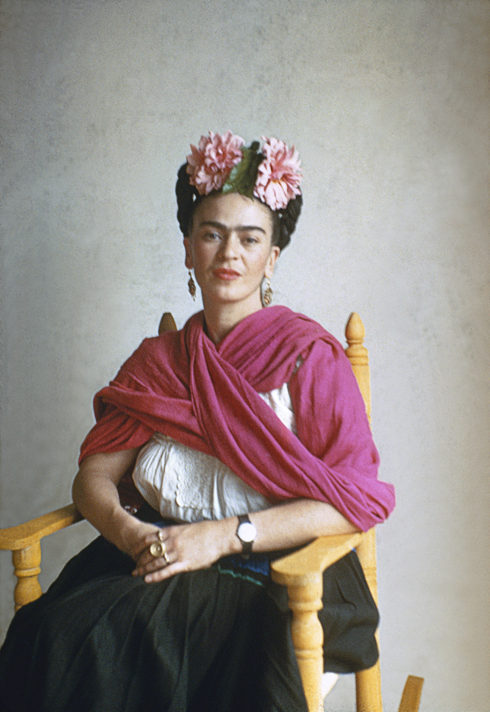 Frida San Angel, 1941