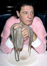 Marco Pierre White by John Stoddart