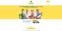 The recently-launched Morrisons ecommerce website