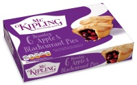 New look Mr Kipling packaging