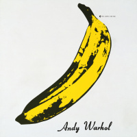 The Velvet Underground and Nico 1967 Album cover design by Andy Warhol