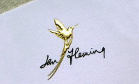The new hummingbird logo